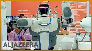 🇨🇳 US worried about Chinese technological advances | Al Jazeera English - Video Youtube