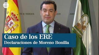 """Moreno Bonilla: """"El tiempo de la corrupción, del descaro y desvergüenza se han acabado"""""""