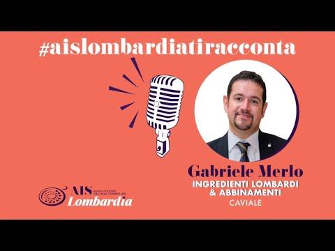 #aislombardiatiracconta - Ingredienti lombardi & Abbinamenti - Caviale