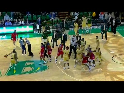 Fight Mars Game Between Louisiana Tech and UAB   CampusInsiders
