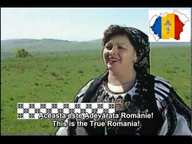 Up on the mountain top - Romanian old shepherd song - very beautiful
