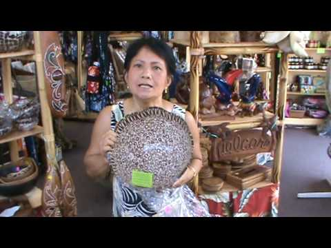 Video Onny's island collections shopping Kailua Kona international market