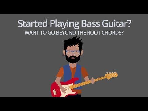 Beginner Plus Worship Bass Course