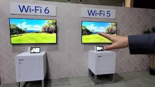 Wi-Fi 5 vs Wi-Fi 6 Comparison Demo