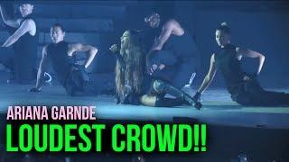 Ariana Grande - *LOUDEST CROWD* (Rio de Janeiro 06.29.17)