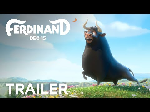 Movie Trailer: Ferdinand (2)