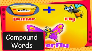 Lets Learn Compound Words - English