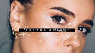 ARIANA GRANDE 'BREAK UP WITH YOUR GIRLFRIEND IM BORED' INSPIRED MAKE UP TUTORIAL | Hello October