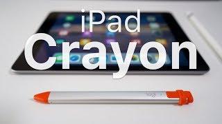 Logitech Crayon Review - Alternative to Apple Pencil?