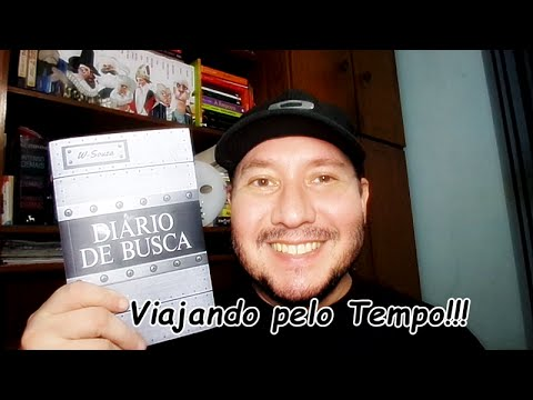 Resenha: Diário de Busca, de W Souza. Chiado Editora