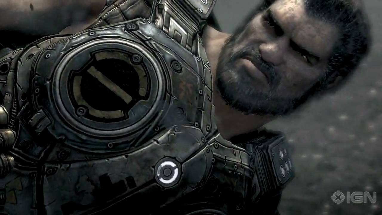 New Gears Of War 3 Teaser Shows Who Marcus Fenix Is Fighting For