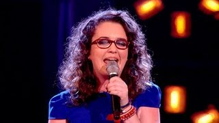 The Voice UK 2013 | Andrea Begley performs Songbird - The Knockouts 2 - BBC One