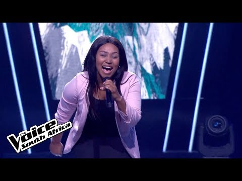 Vuyisile Mdlophane – 'When Love Takes Over'| Blind Audition | The Voice SA: Season 3 | M-Net