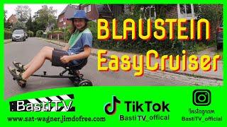 EasyCruiser Pro von Blaustein für Hoverboard Bluewheel HX 310S unboxing und Tutorial
