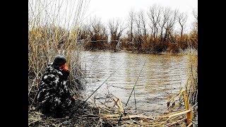 В апреле на рыбалку