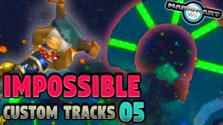 Mario Kart Wii's Impossible Custom Tracks Ep. 5
