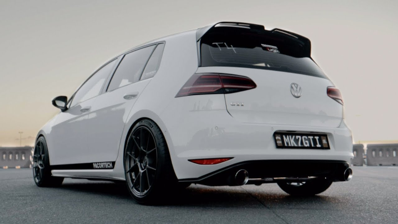 Volkswagen Golf GTi and R (MK7.5) – XForce Performance Exhaust System