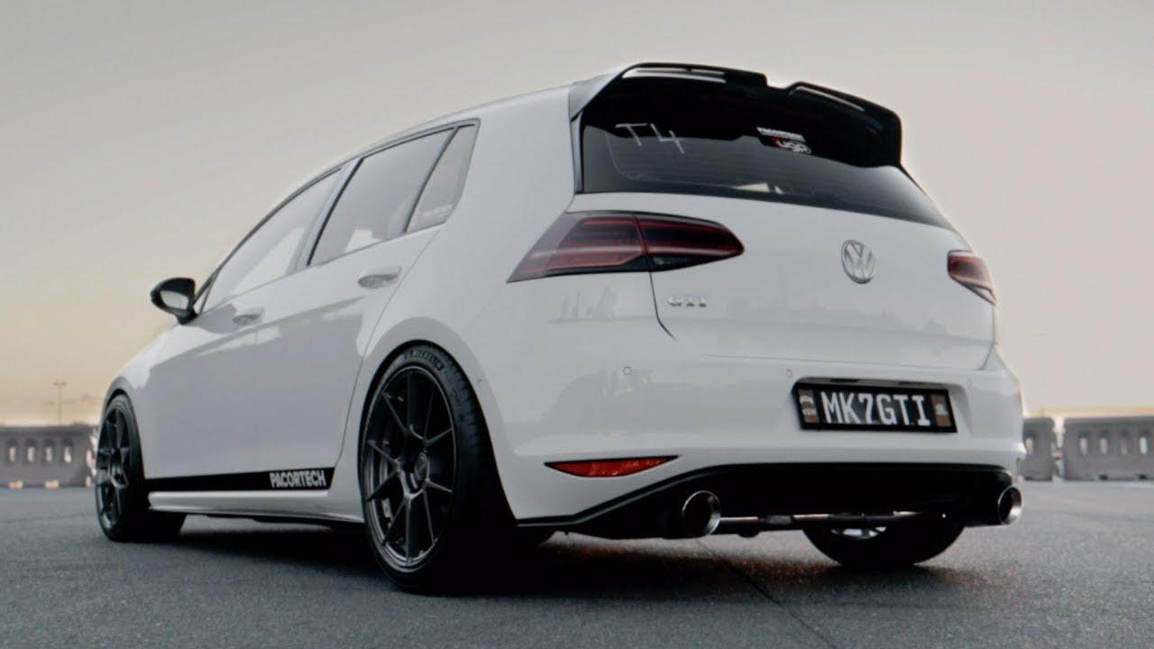 Volkswagen Golf GTi and R (MK7.5)