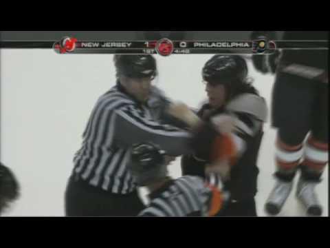 Riley Cote vs. Michael Rupp