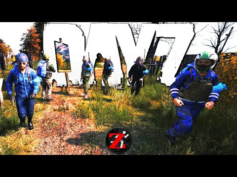 EPIC SQUAD BATTLE Event In DayZ!