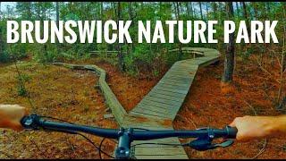 Riding at Brunswick Nature Park
