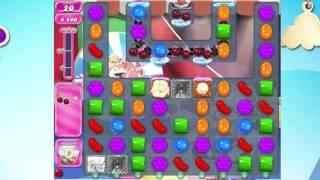 Candy Crush Saga Level 1381  No Booster