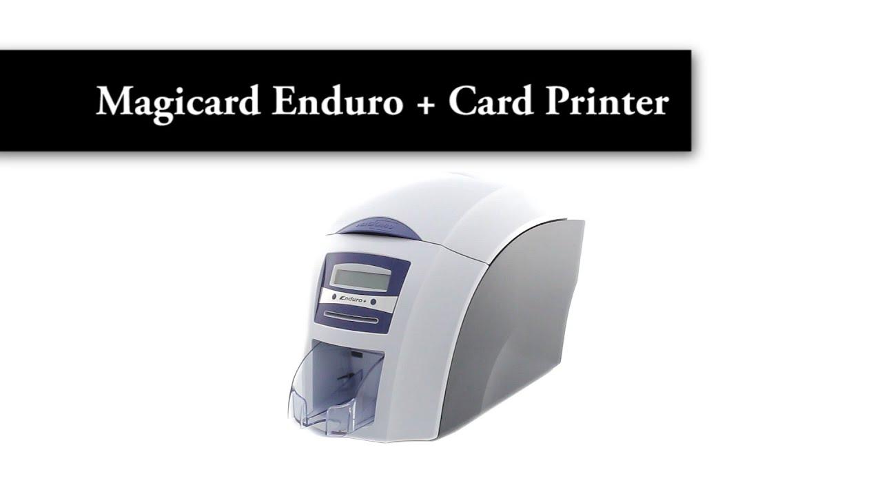 Magicard Enduro+ Photo ID Card Printer