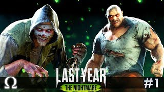 LAST YEAR IS FINALLY HERE! | Last Year: The Nightmare *EXCLUSIVE* Gameplay Reveal