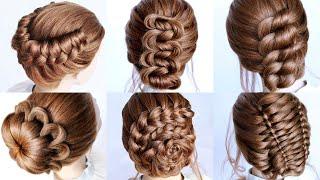6 CUTE HAIRSTYLE IDEAS FOR SHORT & MEDIUM HAIR LENGTH! By Another Braid