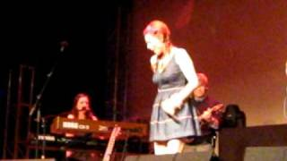 Jessie Farrell I GUESS in Owen Sound Oct. 21, 2009