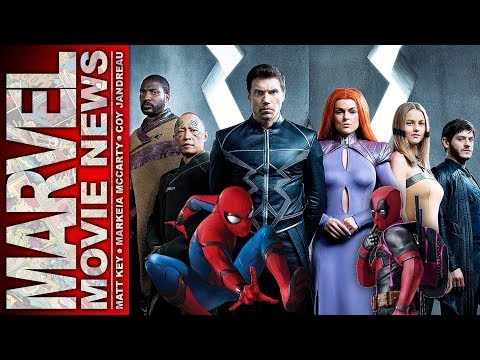 Spiderman Homecoming Reactions, Inhumans Trailer & More | Marvel Movie News Ep 138