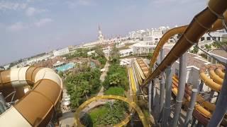 The Land Of Legends Theme Park в Турции (Анталья, Белек). Сентябрь 2017. День 1
