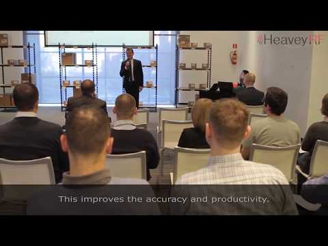 Heavey RF VocalPoint Voice Technology Live Workshop in Poland