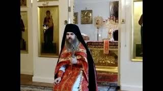 Проповедь игумена Андрея на Воскресение Христово!!!