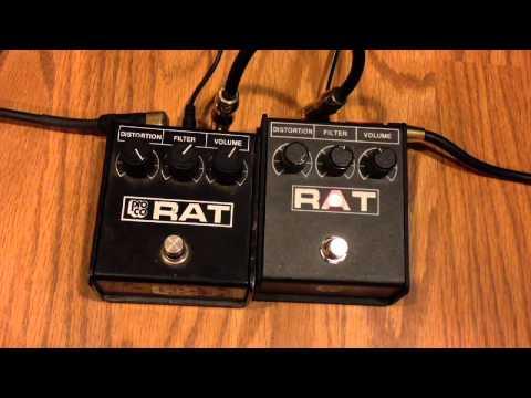 ProCo RAT 2 DistortionNeu