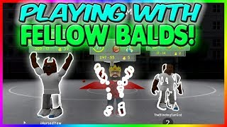 PLAYING WITH OTHER BALDS! RB WORLD 2 GAMEPLAY!