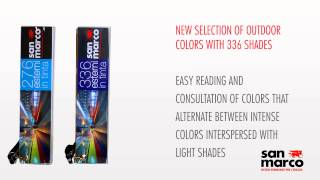 EXTERIOR COLOUR COLLETION 336 ESTERNI IN TINTA