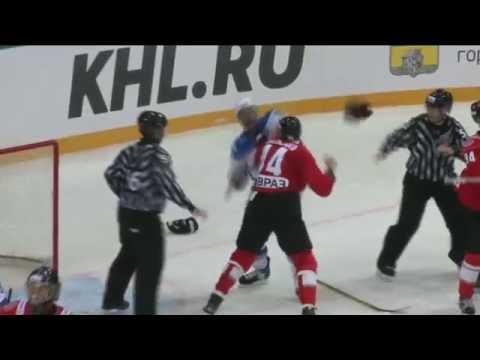 Alexei Vasilchenko vs. Nigel Dawes