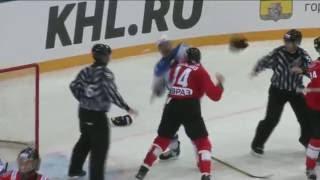 KHL Fight: Vasilchenko VS Dawes