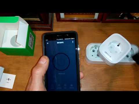 BlitzWolf® BW-SHP2 Smart WIFI Socket EU Plug 220V 16A