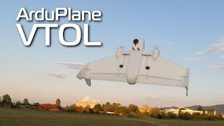 ArkBird VTOL FPV plane - the simplest VTOL out there