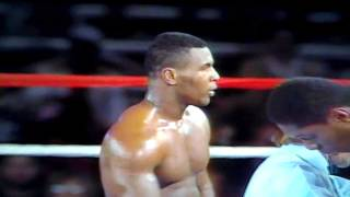 Mike Tyson Vs. Robert Colay HD