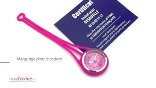 Montre infirmière à petit prix