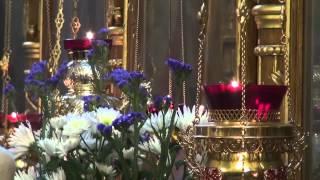 Молитва у Иверской иконы