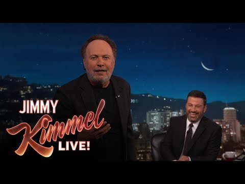 Billy Crystal vs David Letterman in Embarrassing Old Clip