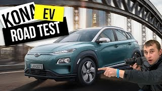 Hyundai Kona EV full driven review gadgets and all 64kwh Electric 🚗 🔌🔋