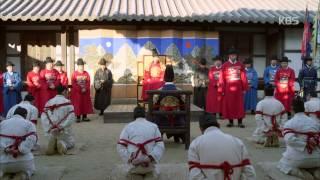 [HIT] 왕의 얼굴-'서인국은 역모의 중심' 신성록의 덫에 걸렸다.20150114