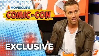 Never Have I Ever - Deadpool Cast - Comic-Con (2015) HD