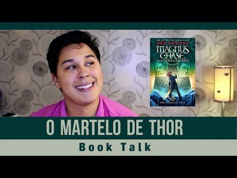 O MARTELO DE THOR - BOOK TALK
