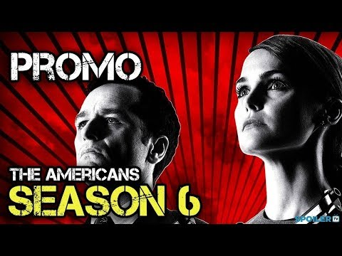 The Americans Season 6 Promo 'Headlines'